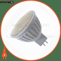 LED лампа MR16 3W LR-60 GU5.3 2700К мат.пл/к. Electrum