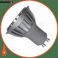 LED лампа MR16 6W LR-C GU10 4000К 60гр. мат.ал./к. Electrum