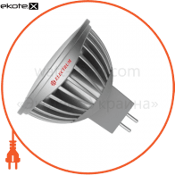 лампа светодиодная mr16 lr-c 6w gu5.3 2700k алюм. корп.  a-lr-0938 светодиодные лампы electrum Electrum