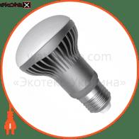 LED лампа R63 6W LR-14 Е27 2700К мат.ал./к. Electrum