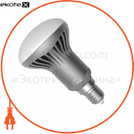 LED лампа R50 6W LR-11 Е14 2700К мат.ал./к. Electrum