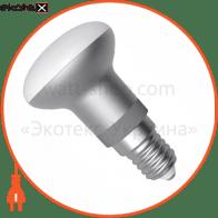LED лампа R39 3.5W LR-13 Е14 2700К мат.ал./к. Electrum
