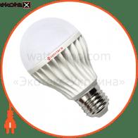 LED лампа A60 10W LS-20 E27 4000K мат.ап./к. Electrum