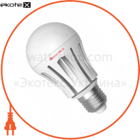 LED лампа A60 11W LS-30 E27 4000K мат.ал./к. Electrum