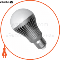 LED лампа A60 10W LS-24 E27 4000K мат.ал./к. Electrum