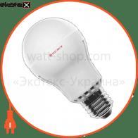 LED лампа A60 12W LS-30 E27 2700K мат.ал./к. Electrum
