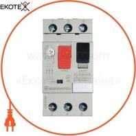 Автоматический выключатель защиты двигателя УКРЕМ ВА-2005 М10