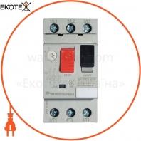 Автоматический выключатель защиты двигателя УКРЕМ ВА-2005 М16