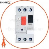 Автоматический выключатель защиты двигателя УКРЕМ ВА-2005 М21