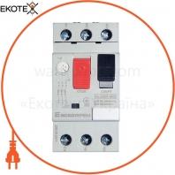 Автоматический выключатель защиты двигателя УКРЕМ ВА-2005 М02