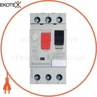 Автоматический выключатель защиты двигателя УКРЕМ ВА-2005 М03