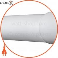 Труба ПВХ гладкая с расширением d25 (1.4) / 2900мм (SDOL-25W)