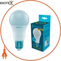 Лампа светодиодная стандартная A65 15W E27 4000K CRYSTAL GOLD A65-019