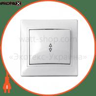 Выключатель 1-кл. проходной ВВпсб10-1-0-Fl-W арт. ВВпсб10-1-0-Fl-W