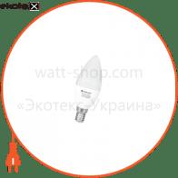 Лампа світлодіодна ENERLIGHT С37 7Вт 4100K E27
