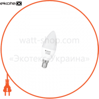 Лампа светодиодная ENERLIGHT С37 7Вт 4100K E27