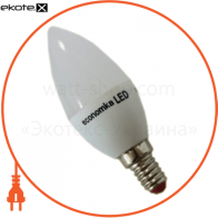 LED лампа Economka LED CN  6w E14-2800