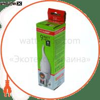 eurolamp клл candle on wind 9w 4100k e14 (100)
