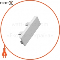 DLP-S Торцевая заглушка для кабель-канала 40х25мм, 40х40мм, 60х40мм