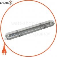 Светильник ALFA DSP-2060-01 1хT8 600мм IP65 UA UA IEK