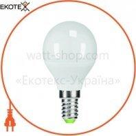 "EUROLAMP LED Лампа ЭКО серия ""P"" G45 5W E14 3000K"
