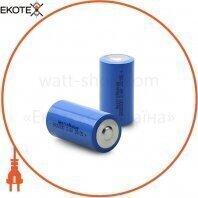 Литиевая батарейка Westinghouse Li-SOCI2 ER26500, 3.6V, 9000mAh, 1 шт / уп