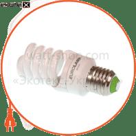 t2 spiral  15w e27 4100k энергосберегающие лампы eurolamp Eurolamp