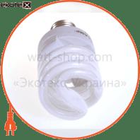 t2 spiral  20w e27 2700k энергосберегающие лампы eurolamp Eurolamp