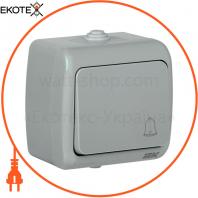 ВС-20-1-3-А Выкл. кнопочный откр. в ст. 10А IP54 AQUATIC IEK
