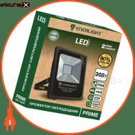 прожектор світлодіодний enerlight prime 30вт 6500k светодиодные светильники enerlight Enerlight PRIME30SMD90C