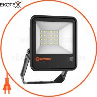Прожектор с симметричным распределением света ECO CLASS FLOODLIGHT G2 100W840 230V BK 20X1 LEDVANCE