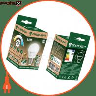 лампа світлодіодна enerlight g45 5вт 4100k e27 светодиодные лампы enerlight Enerlight G45E275SMDNFR