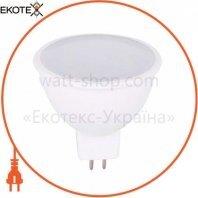LED лампа MR16 3W GU5.3 4000K Eurolamp