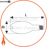 500gyz_e40 газоразрядные лампы optima OPTIMA