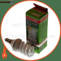 t2 spiral 11w 4100k e14 limited энергосберегающие лампы eurolamp Eurolamp HB-11144