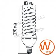 HB-85274 Eurolamp энергосберегающие лампы eurolamp t5 spiral 85w 4100k e27