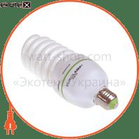 t4 fullspiral 55w 2700k e27 энергосберегающие лампы eurolamp Eurolamp HB-55272