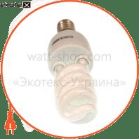 t2 spiral 9w 2700k e14 энергосберегающие лампы eurolamp Eurolamp HS-09142