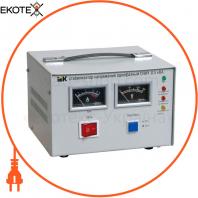 Стабилизатор напряжения переносной СНИ1- 0,5 кВА IEK IVS10-1-00500
