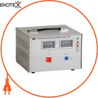 Стабилизатор напряжения переносной СНИ1- 1,5 кВА IEK IVS10-1-01500