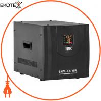 Стабилизатор напряжения переносной HOME СНР1-0- 5 кВА IEK IVS20-1-05000