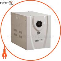 Стабилизатор напряжения переносной Extensive 10 кВА IEK IVS23-1-10000