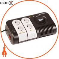 Стабилизатор напряжения переносной Simple 0,75 кВА IEK IVS25-1-00750