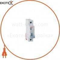 Автоматический выключатель ONESTO 1п С 25А MCB 4,5kA (KC6-K) 2шт / уп