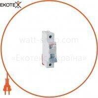Автоматический выключатель ONESTO 1п С 63А MCB 6kA (KC6-K) 2 шт / уп