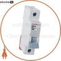 Автоматический выключатель ONESTO 1п С 63А MCB 6kA (KC6-K)