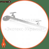 """pro """"ellipse"""", 600 мм,18w,1550lm, 6500к, матовый рассеиватель, ip65 светодиодные светильники ledlife Ledlife LE-600-C-18-96/2S"""