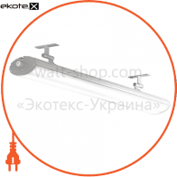 """expert """"ellipse"""", 1500 мм, 81w, 6480lm, 2700к, матовый рассеиватель, ip65 светодиодные светильники ledlife Ledlife LE2-1500-3M-W"""