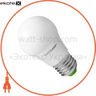 "EUROLAMP LED Лампа ЕКО серія ""D"" А50 7W E27 3000K"