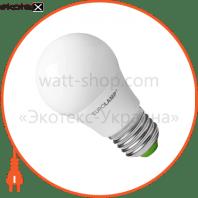 LED лампа A50 7W E27 4000K Eurolamp